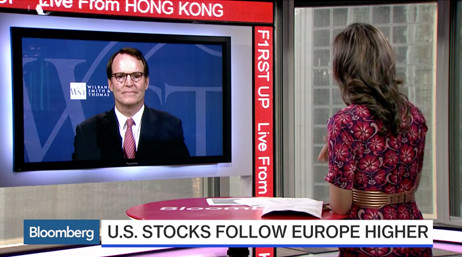 WST on Bloomberg TV: May 2016